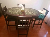 Dining Table with 6 Chairs Brampton, L6X 0L4