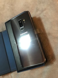 Selling BNIB 64gb Samsung Galaxy S9+ Plus (Unlocked) Toronto, M5S 1H4