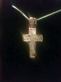Diamond Cross Pendant Lehigh County