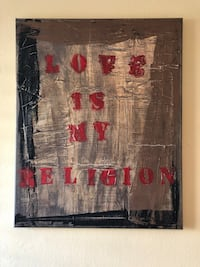 Love Is My Religion  Los Angeles, 91601