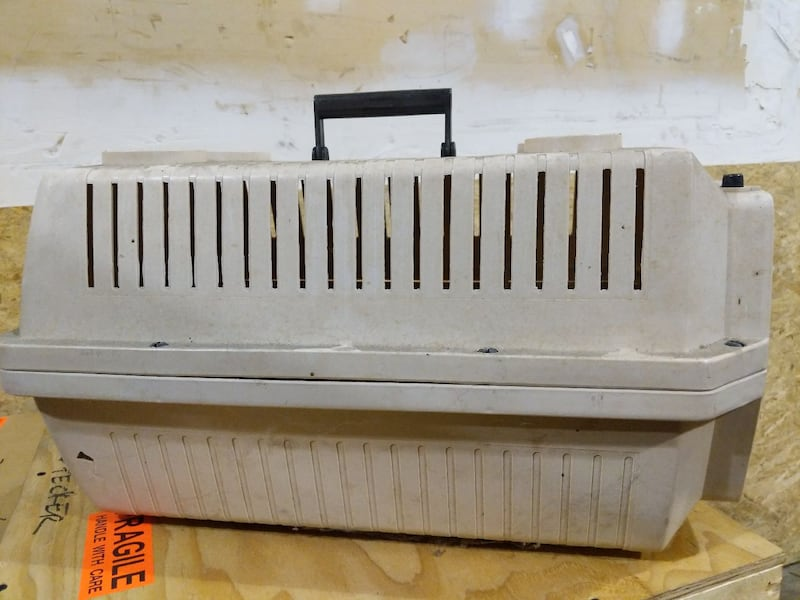 Small cat/dog carrier 6a0bc341-3927-43a9-85fd-a4baca172c7c