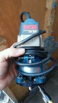 Roto zip like new Des Moines, 50317