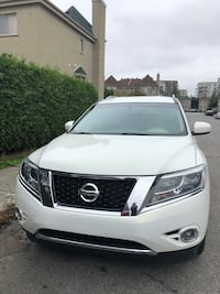 Nissan - Pathfinder - 2014 SL    8 passangers  Gps fullyloded like new Montréal, H4M 2Y8