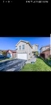 3+2 DEATCHED WITH WALK OUT BASEMENT Mississauga