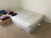Full size bed and box spring Stafford, 22554