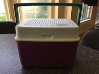 Personal Ice Cooler