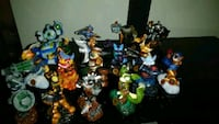 FS$ Package deal rare Skylanders collection White Rock