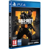 PS4 - Call of Duty: Black Ops 4 BARCELONA