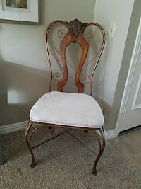 4 chairs for sale...like new