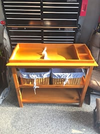Pottery Barn changing table