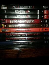 Dvds $1 each   10 for $6 Waco, 76711