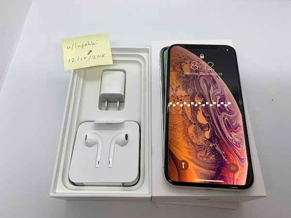 iPhone X 256GB Verizon ATT Sprint Tmobile