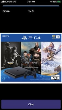 New Sony PS4  Markham, L6E 1T7
