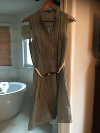 Theory Brand Linen Dress Size Small Mississauga, L4Z 4A1