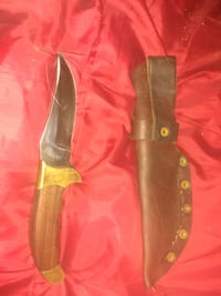rigid ripper hunting knife