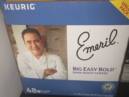 48 count Emeril k cup