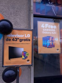 Free Galaxy Phones, and LG TV,  Switch today!