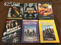 Movies DVDS West Point, 23181