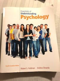 Essentials of Understanding psychology Vaughan, L6A 3T2