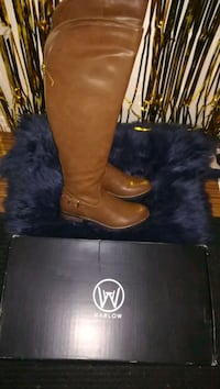 Brand new in box. Harlow boots, size 9 Mississauga, L4Z 1H8