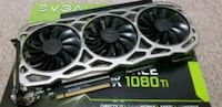 EVGA FTW3 gaming edition 1080ti Reston, 20190