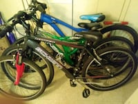 3 bike 80$ Boston