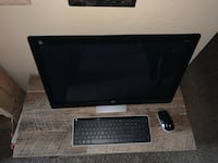 """HP All-IN One Touch Screen Computer 24"""" Screen Osceola, 46561"""