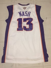 Steve nash suns jersey. (Good condition) 3558 km