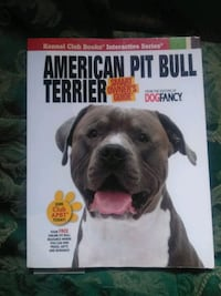 American Pitbull Terrier- Smart owners guide