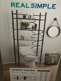 Real simple space saver glass reg price $135 Rockville, 20851