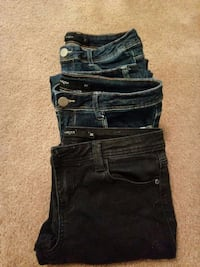 More women's jeans