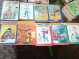 Beverly Cleary children's chpt books