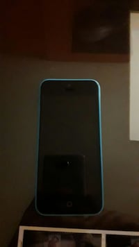azul iPhone 5c