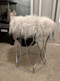 Vanity chair / desk chair / accent seat