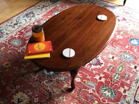 Oval Coffee Table St. Louis, 63103