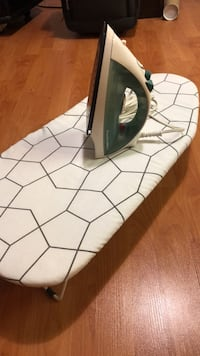 Iron and ironing board  Vancouver, V5L 1W7