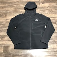 The North Face Black Hooded Jacket Austin, 78735