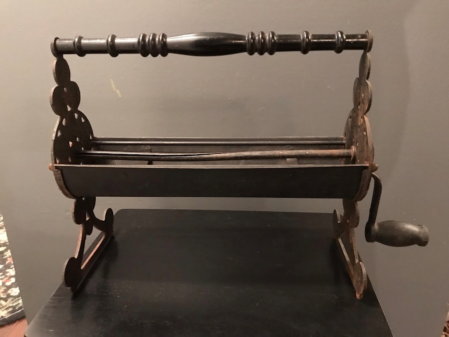 used vintage cast iron fireplace paper roller for sale in taylors rh us letgo com