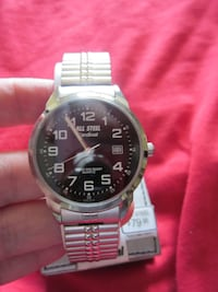 NEW Quality Cardinal ALL STEEL Unisex Watch Whitchurch-Stouffville