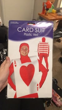 Card suit Dallas, 75248