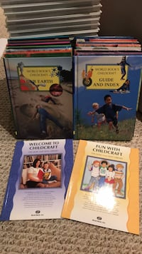 Childcraft Discovery books Milton, L9T 6N5
