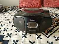 Philips mp3 player/fm radio