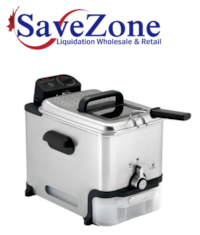 New- T-fal Ultimate EZ Clean Fryer 3.5 L Mississauga