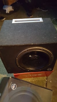 """Mtx 12"""" in ported box Surrey, V3T 1S4"""