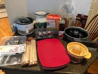 Lot of 14 Kitchen Items Some Brand New $20 for all  Manassas, 20112