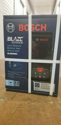 Bosch blaze GLM400C  Chantilly, 20151