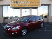 Nissan - Altima - 2015 North Las Vegas