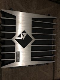 """White and black wooden wall decor """" and this heading was labeled by the letgo staff """" idiots lol Palmer, 99645"""