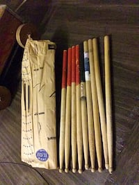 Drum sticks 9 for 5.00  West Valley City