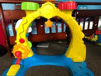 toddler's yellow and blue plastic toy Clementon, 08021